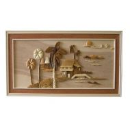 Scenery 3D Handcarved Wooden Pictures